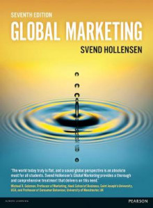 Global Marketing av Svend Hollensen (Heftet)