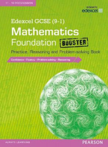 Edexcel GCSE (9-1) Mathematics: Foundation Booster Practice, Reasoning and Problem-Solving Book (Heftet)