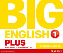 Big English Plus American Edition 1 Workbook Audio CD av Mario Herrera og Christopher Sol Cruz (Lydbok-CD)