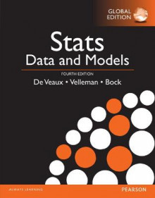 Stats: data and models, global edition av Paul F. Velleman (Heftet)