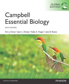 Campbell Essential Biology, Global Edition av Eric J. Simon, Jean L. Dickey, Jane B. Reece og Kelly A. Hogan (Heftet)