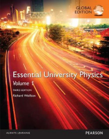 Essential University Physics with MasteringPhysics: Volume 1 av Richard Wolfson (Blandet mediaprodukt)