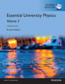 Essential University Physics with MasteringPhysics: Volume 2 av Richard Wolfson (Blandet mediaprodukt)