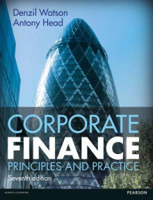 Corporate Finance av Denzil Watson og Antony Head (Heftet)