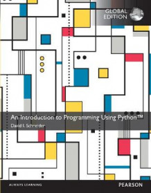 An Introduction to Programming Using Python, Global Edition av David I. Schneider (Blandet mediaprodukt)