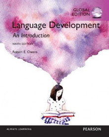Language Development: An Introduction, Global Edition av Owens (Heftet)