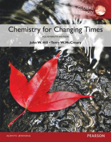 Chemistry For Changing Times with MasteringChemistry, Global Edition av Terry W. McCreary og Doris K. Kolb (Blandet mediaprodukt)