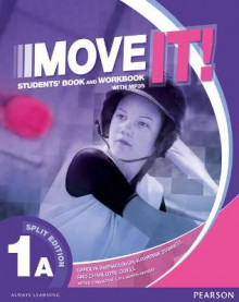 Move it! & Workbook: Level 1A av Carolyn Barraclough, Katherine Stannett og Charlotte Covill (Blandet mediaprodukt)