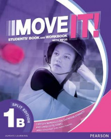 Move it! & Workbook: Level 1B av Carolyn Barraclough, Katherine Stannett og Charlotte Covill (Blandet mediaprodukt)