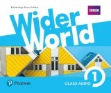 Omslag - Wider World 1 Class