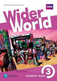Wider World 3 Students' Book av Carolyn Barraclough og Suzanne Gaynor (Heftet)