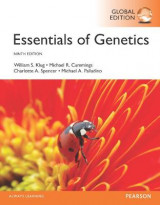 Omslag - Essentials of Genetics with MasteringGenetics, Global Edition