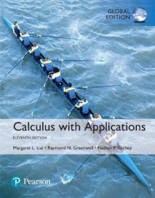 Calculus with Applications with MyMathLab, Global Edition av Margaret L. Lial, Raymond N. Greenwell og Nathan P. Ritchey (Blandet mediaprodukt)
