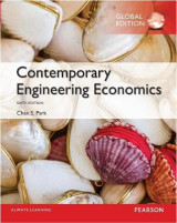 Omslag - Contemporary Engineering Economics with MyEngineeringLab, Global Edition