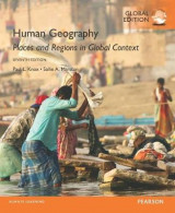 Omslag - Human Geography: Places and Regions in Global Context with MasteringGeogrphy, Global Edition