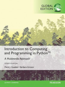 Introduction to Computing and Programming in Python with MyProgrammingLab av Mark J. Guzdial og Barbara Ericson (Blandet mediaprodukt)