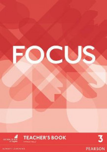 Focus BrE 3 Teacher's Book av Patricia Reilly (Blandet mediaprodukt)