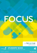Focus Bre 4 Student's Book & MyEnglishLab Pack