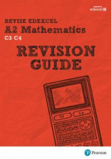 Omslag - REVISE Edexcel A2 Mathematics Revision Guide