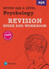 Omslag - REVISE AQA A Level 2015 Psychology Revision Guide and Workbook