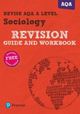 Omslag - Revise AQA A level Sociology Revision Guide and Workbook