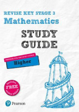 Omslag - REVISE Key Stage 3 Mathematics Study Guide - Preparing for the GCSE Higher Course