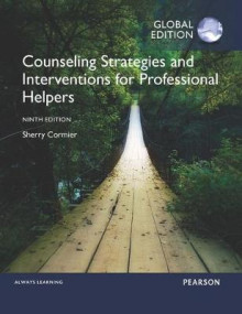 Counseling Strategies and Interventions for Professional Helpers with NewMyCounselingLab av Sherry Cormier og Harold L. Hackney (Blandet mediaprodukt)