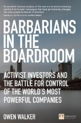 Omslag - Barbarians in the Boardroom
