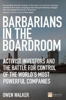 Barbarians in the Boardroom av Owen Walker (Heftet)
