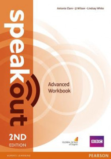 Speakout Advanced 2nd Edition Workbook without Key av Antonia Clare, J. J. Wilson og Damian Williams (Heftet)