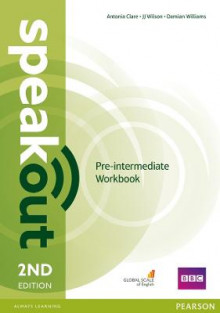 Speakout Pre-Intermediate 2nd Edition Workbook without Key av Damian Williams (Heftet)
