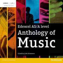 Edexcel AS/A Level Anthology of Music (Lydbok-CD)
