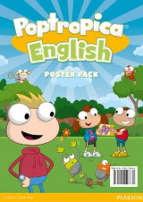 Omslag - Poptropica English Poster Pack
