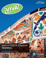 Omslag - Viva! Edexcel GCSE Spanish Foundation Student Book: Foundation