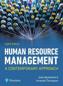 Human Resource Management av Julie Beardwell og Amanda Thompson (Heftet)