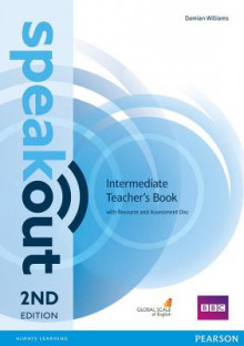 Speakout Intermediate 2nd Edition Teacher's Guide with Resource & Assessment Disc Pack av Damian Williams og Karen Alexander (Blandet mediaprodukt)