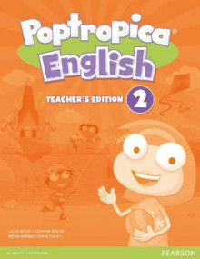 Poptropica English: Teacher's edition 2 av Linnette Erocak og Laura Miller (Heftet)