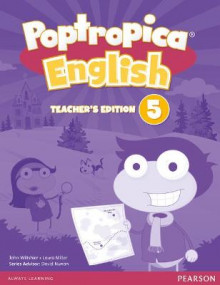 Poptropica English American Edition 5 Teacher's Edition av Laura Miller og John Wiltshier (Heftet)