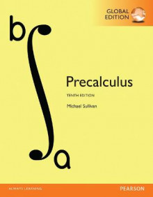 Precalculus, Global Edition av Michael Sullivan (Heftet)