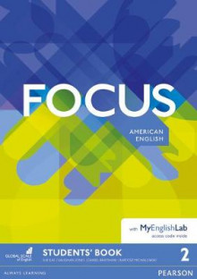 Focus AME 2 Students' Book for MyEnglishLab Pack av Vaughan Jones, Sue Kay og Daniel Brayshaw (Heftet)