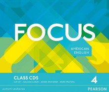 Focus Ame av Vaughan Jones, Sue Kay og Daniel Brayshaw (Lydbok-CD)