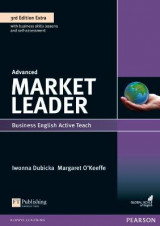 Omslag - Market Leader 3rd Edition Extra Advanced Active Teach CD-ROM