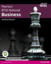 BTEC Nationals Business Student Book 1 + Activebook av Helen Coupland-Smith, Jenny Phillips, Catherine Richards, Julie Smith og Ann Summerscales (Blandet mediaprodukt)