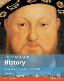 Edexcel GCSE (9-1) History Henry VIII and His Ministers, 1509-1540: Student Book av Simon Taylor (Heftet)