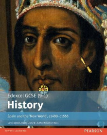 Edexcel GCSE (9-1) History Spain and the `New World', c1490-1555 Student Book av Rosemary Rees (Heftet)