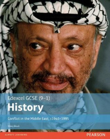 History Conflict in the Middle East, c1945-1995 Student Book av Hilary Brash (Heftet)