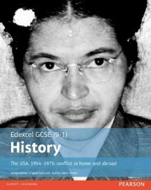 Edexcel GCSE (9-1) History the USA, 1954-1975: Conflict at Home and Abroad Student Book (Heftet)