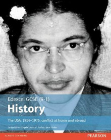 Edexcel GCSE (9-1) History the USA, 1954-1975: Conflict at Home and Abroad Student Book av Jane Shuter (Heftet)