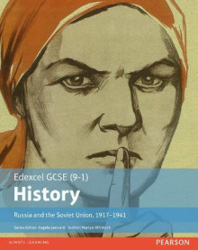 Edexcel GCSE (9-1) History Russia and the Soviet Union, 1917-1941 Student Book av Martyn J. Whittock (Heftet)