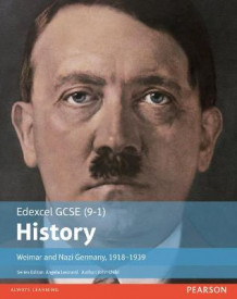 Edexcel GCSE (9-1) History Weimar and Nazi Germany, 1918-1939 Student Book av John Child (Heftet)